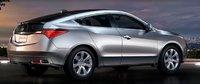 2012 Acura ZDX, Back quarter view. , exterior, manufacturer