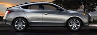 2012 Acura ZDX, Side View. , exterior, manufacturer, gallery_worthy