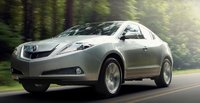2012 Acura ZDX, Front View. , exterior, manufacturer, gallery_worthy