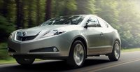 2012 Acura ZDX, Front View. , exterior, manufacturer