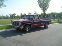 1984 GMC Sierra Picture Gallery