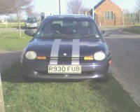 1997 Chrysler Neon Overview