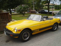 1978 MG MGB Roadster Overview