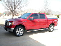 Picture of 2010 Ford F-150 Lariat SuperCrew 4WD, exterior, gallery_worthy