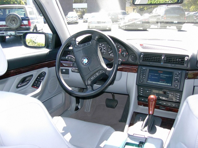 Picture Of 2001 BMW 7 Series 750iL RWD Interior Gallery Worthy