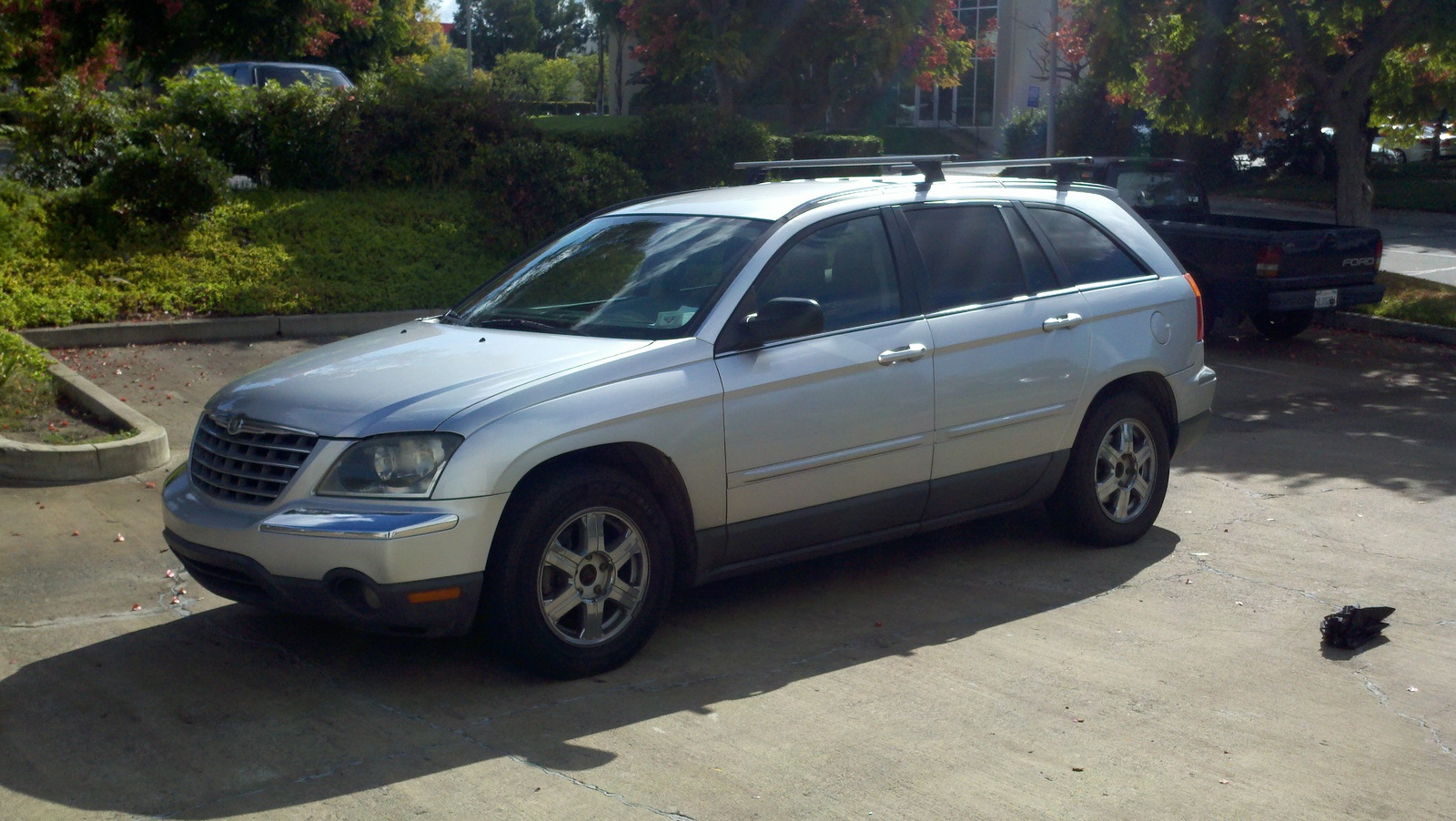 2005 Chrysler Pacifica Pictures Cargurus