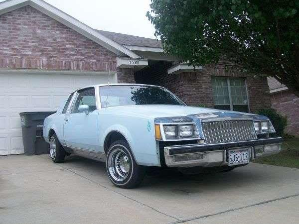 1984 buick regal exterior pictures cargurus. Black Bedroom Furniture Sets. Home Design Ideas