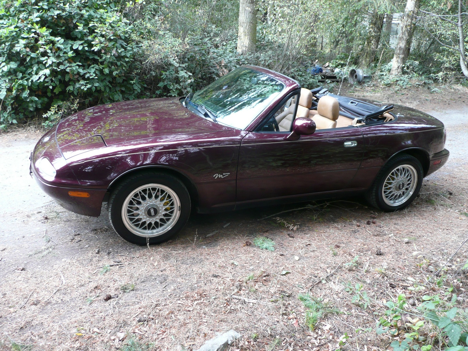 Picture of 1995 Mazda MX-5 Miata 2 Dr M-Edition Convertible
