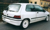 1992 Renault Clio Overview