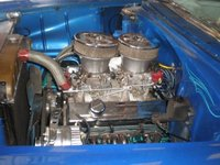 Picture of 1956 Chevrolet Delray, engine, gallery_worthy
