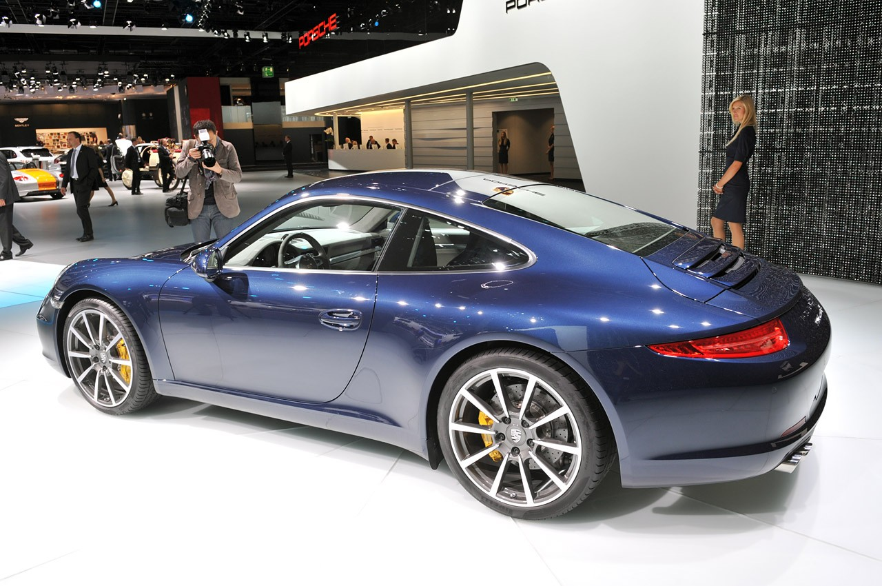 2012 Porsche 911 Carrera S picture, exterior