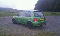 1999 Nissan Micra Overview