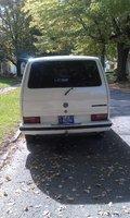 1989 Volkswagen Vanagon Overview
