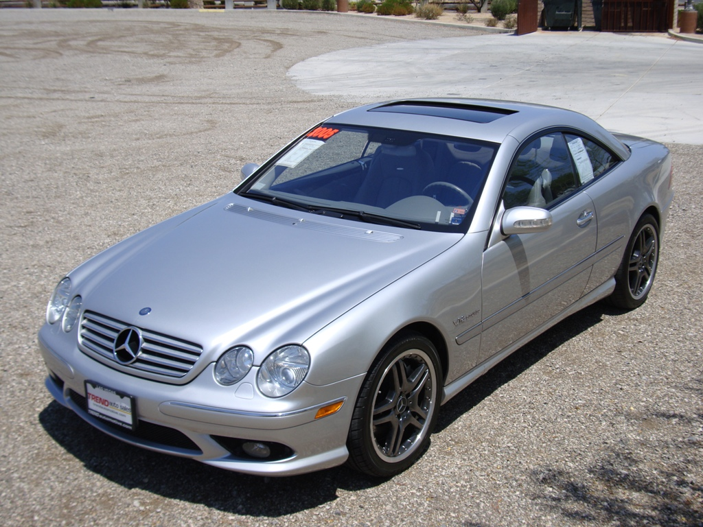 2005 mercedes benz cl class exterior pictures cargurus for Mercedes benz coupe 2005