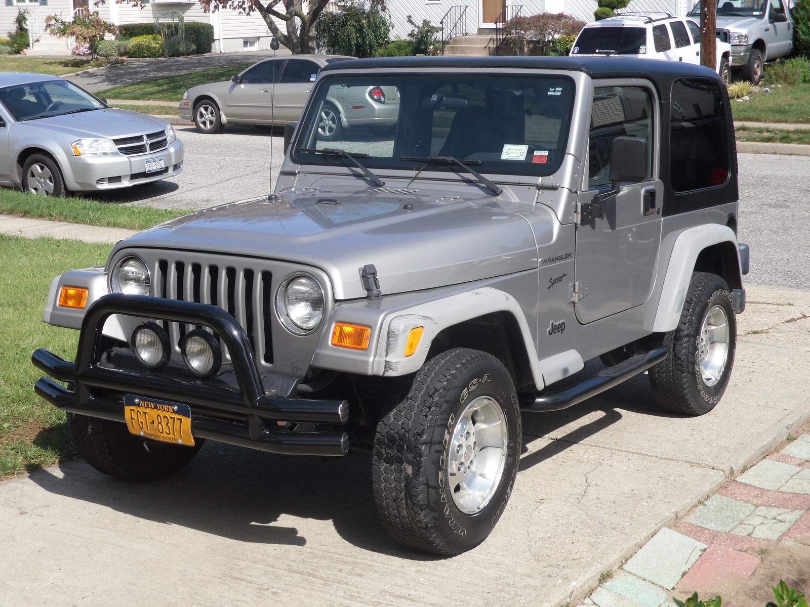 2002 Jeep Wrangler Pictures Cargurus