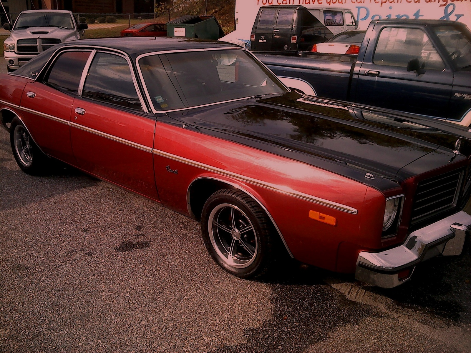 Picture of 1976 Dodge Coronet, exterior