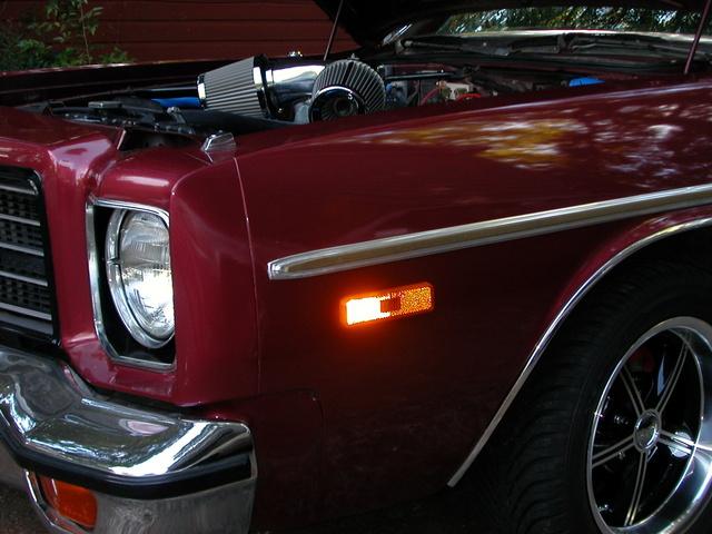 Picture of 1976 Dodge Coronet, exterior, engine