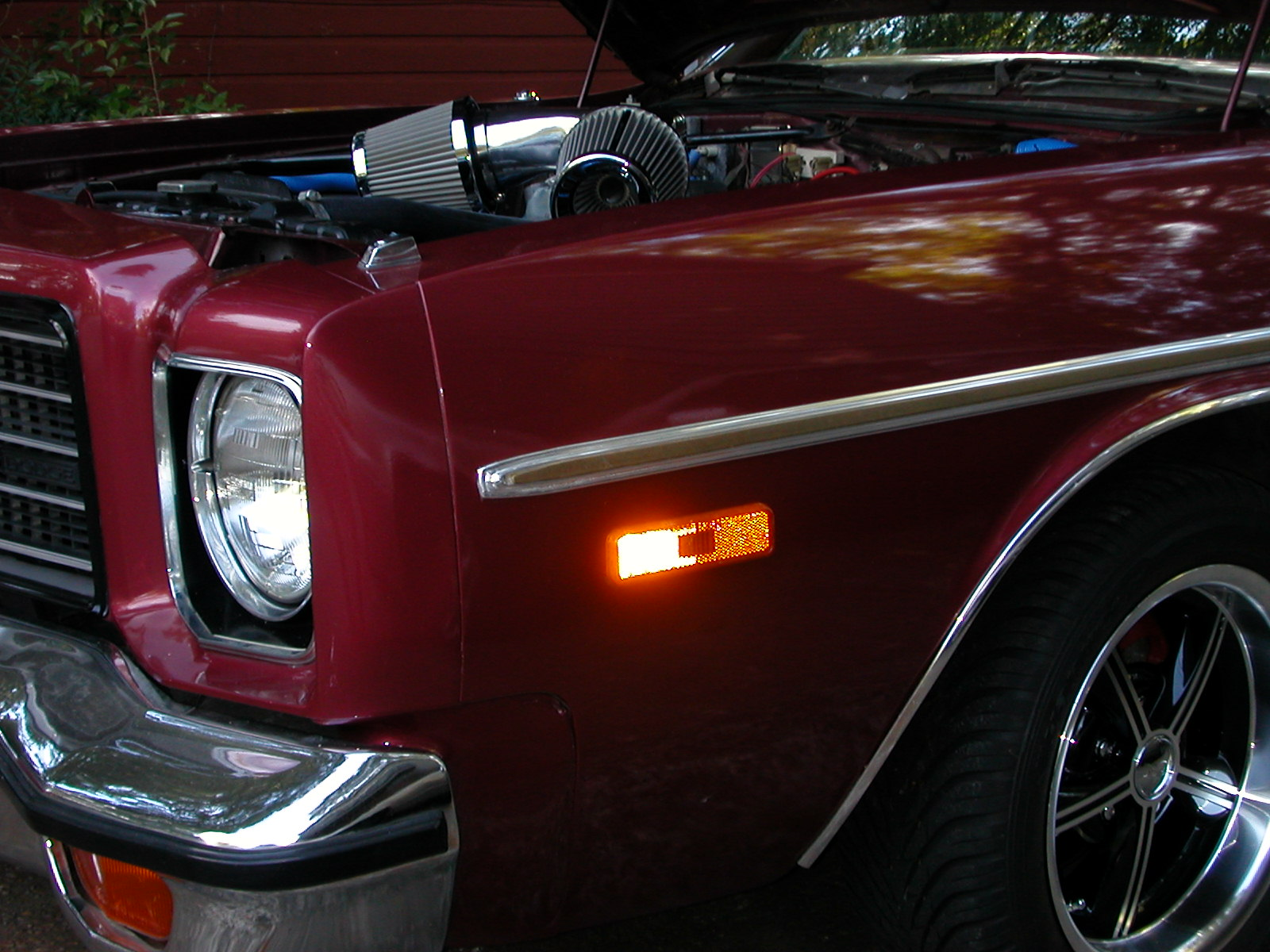 1976 Dodge Coronet picture, exterior, engine