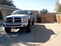 Picture of 2003 Dodge Ram 2500 SLT 4WD Quad Cab LB, exterior