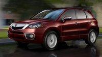 2012 Acura RDX, Front quarter view. , exterior, manufacturer