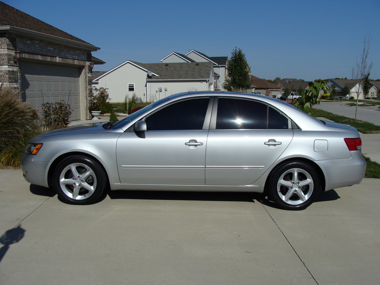 2007 Hyundai Sonata Exterior Pictures Cargurus