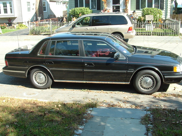 Picture of 1989 Lincoln Continental, exterior, gallery_worthy