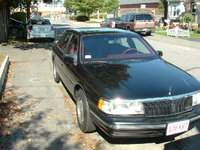 Picture of 1989 Lincoln Continental, exterior