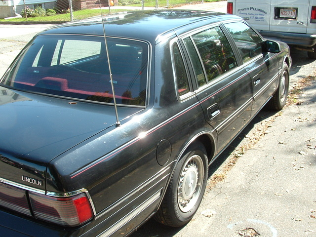 Picture of 1989 Lincoln Continental