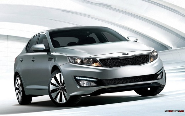 Picture of 2011 Kia Optima SX Turbo, exterior, gallery_worthy
