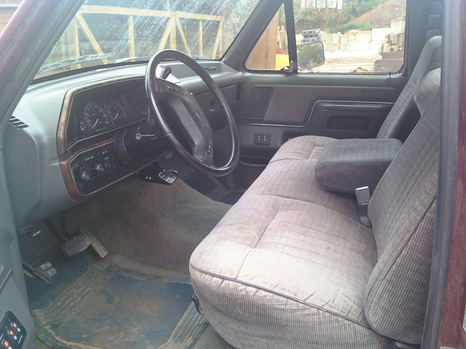 View image found on 1985 ford f150 interior html