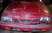 1988 Mitsubishi Cordia Overview
