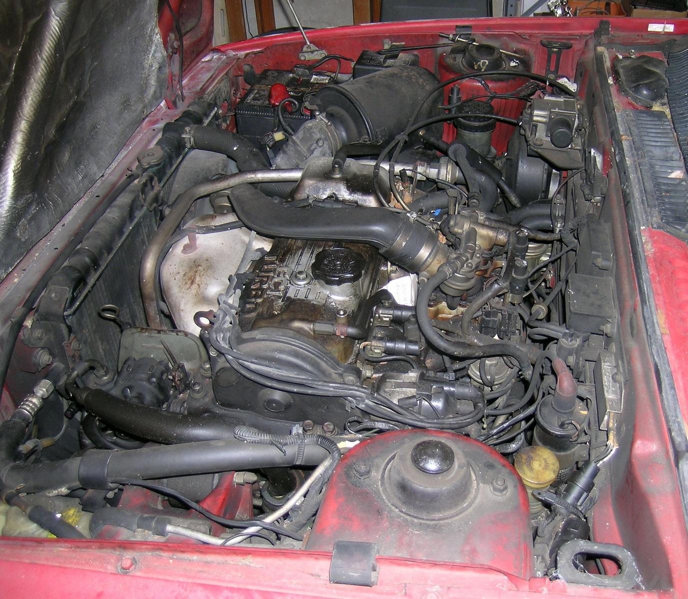 1983 Mitsubishi Colt Mirage Turbo: 1988 Mitsubishi Cordia