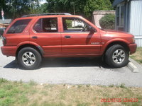 Picture of 2001 Isuzu Rodeo LS 4WD, exterior, gallery_worthy