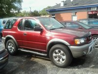 2002 Isuzu Rodeo Sport Overview