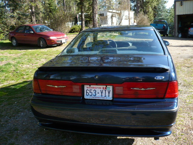 Picture of 1989 Ford Thunderbird