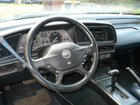 Picture of 1989 Ford Thunderbird, interior