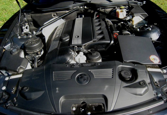 Picture of 2004 BMW Z4 3.0i Roadster RWD, engine, gallery_worthy