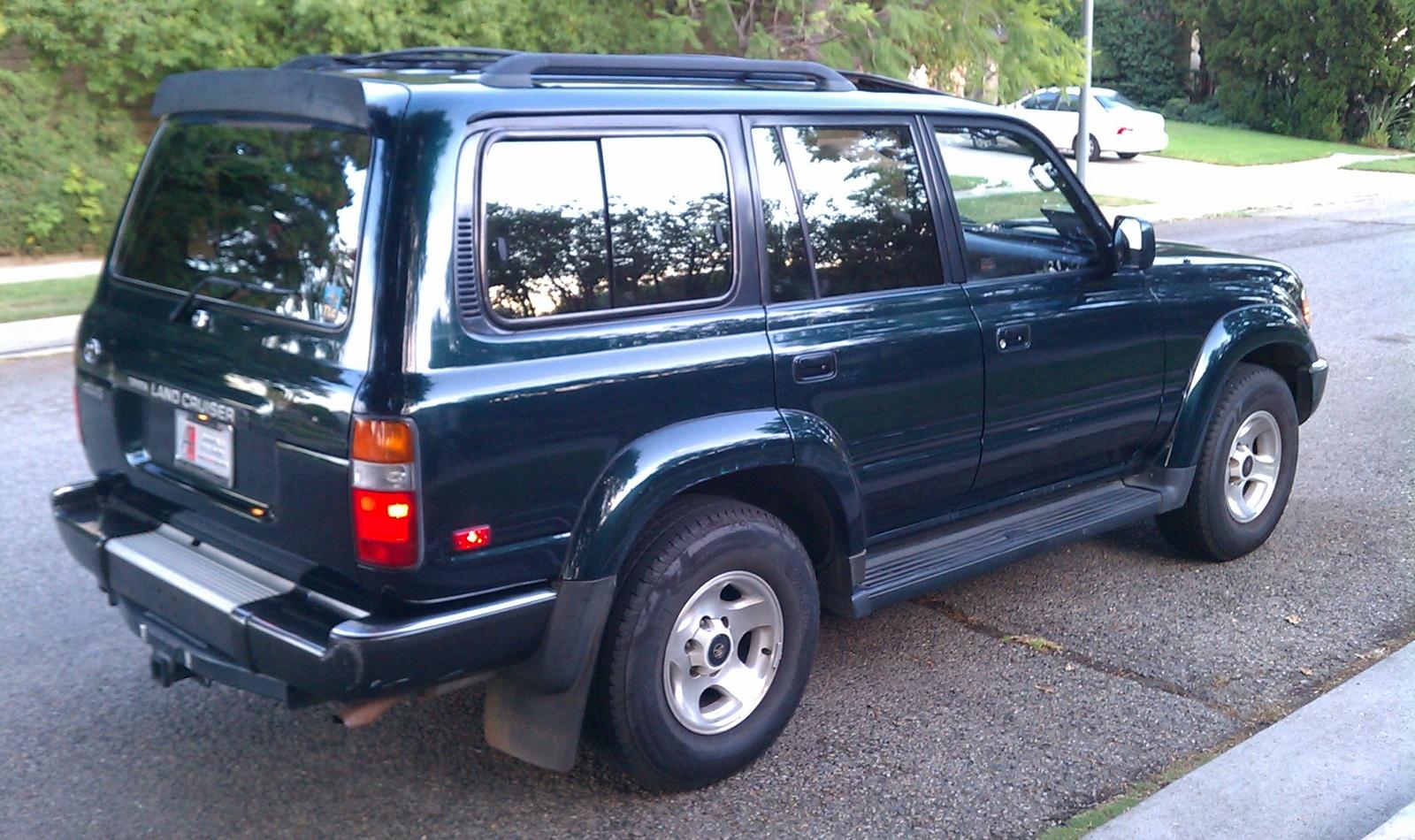 2007 Toyota Tacoma For Sale Cargurus >> 1994 Toyota Land Cruiser - Pictures - CarGurus