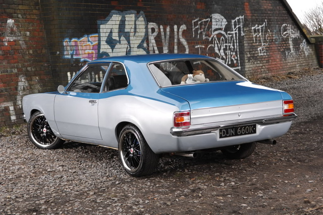 Picture of 1972 Ford Cortina
