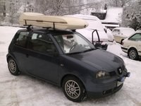 2001 Seat Arosa Overview