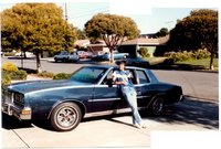 1980 Pontiac Grand Prix, 1980 Grand Prix bought in Apr 1980. used it for my license test., exterior