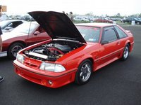 Picture of 1988 Ford Mustang GT, exterior, engine