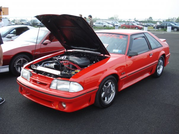 1988 Ford Mustang GT picture, exterior, engine