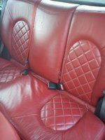 Picture of 1998 Rover 216, interior