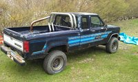 1987 Ford Ranger, She's got some rough spots, but everyone does., exterior
