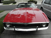 1971 Ford Mustang Base Convertible picture, exterior
