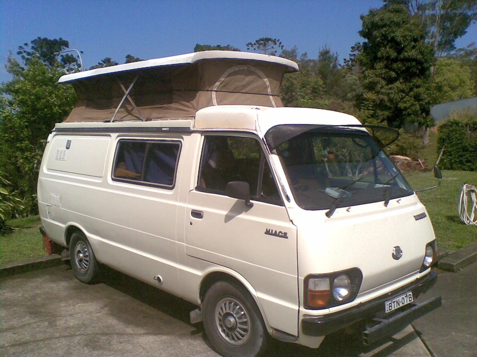 1980 Toyota Hiace