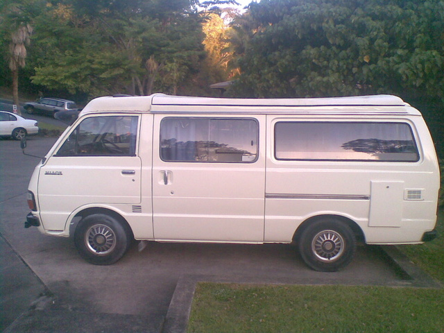 Picture Of 1980 Toyota Hiace Exterior Gallery Worthy