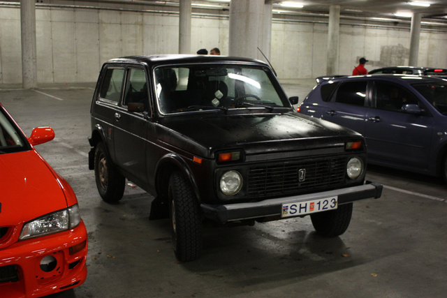 Picture of 2005 Lada Niva