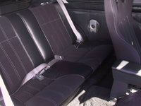 "1984 Honda Accord LX Hatchback, Custom rear seats to match front seats. 6.5"" Alpine speakers by rear seats., interior"